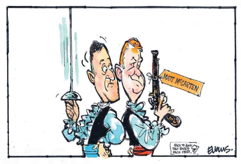 Evans - The Press 28 February 2014 Cunliffe Labour McCarten