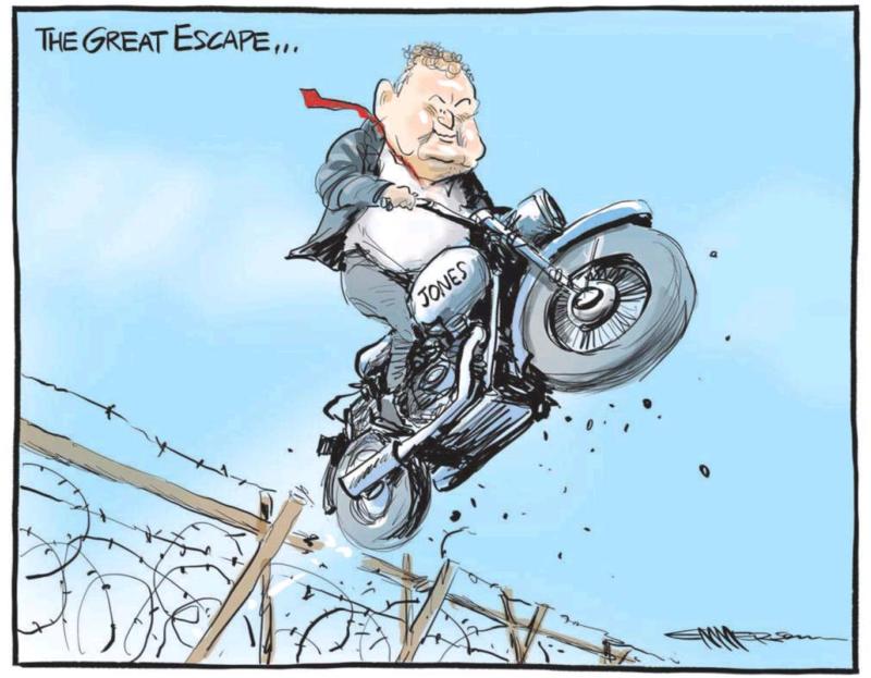 Emmerson - NZ Herald 24 April 2014 Shane Jones labour
