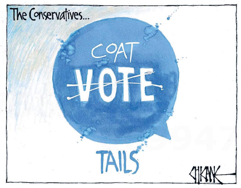 Chicane - Southland Times 24 June 2014 Colin Craig Conservatives