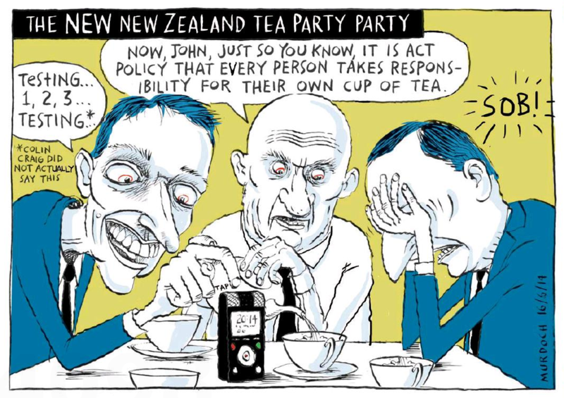 Murdoch - The Press 16 June 2014 right coalition National conservatives act