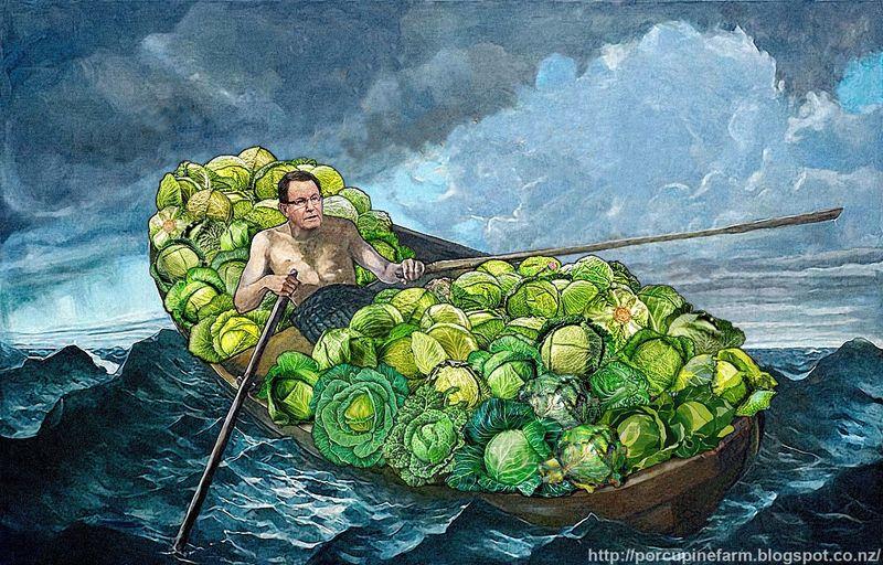 Brassica-Boat
