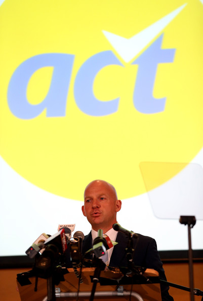 3 Jamie Whyte Act party conference