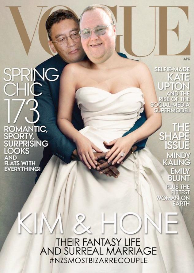Vogue Dotcom Hone Harawira