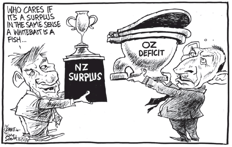 Scott - Dominion Post 16 May 2016 The Budget
