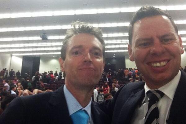 Patrick-gower-colin-craig-selfie