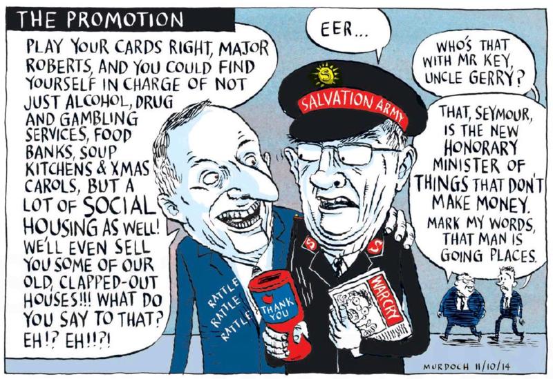 Murdoch - The Press 11 October 2014 poverty housing
