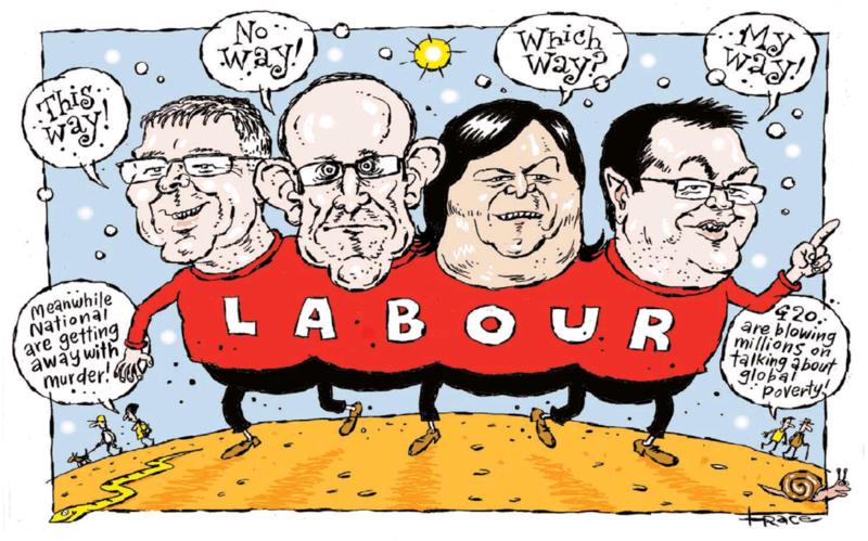 Hodgson - Dominion Post 17 November 2014 Labour leadership