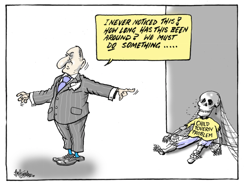 Hubbard - 14 October 2014 poverty inequality