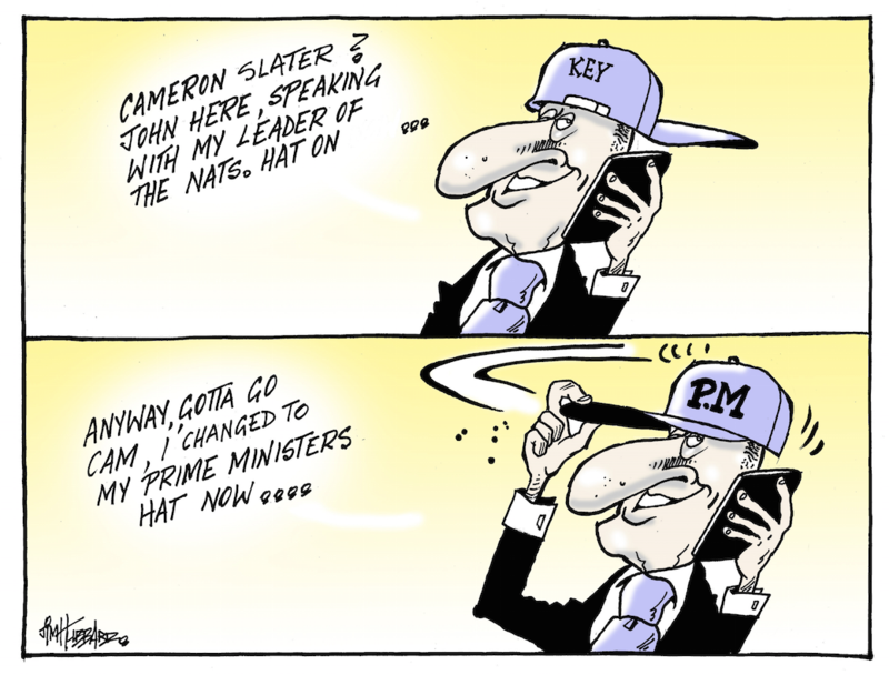 Hubbard - 25 October 2014 dirty politics