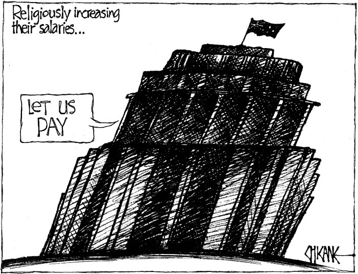 7 MP travel perk NZ political finance parliament expenses scandal - Bryce Edwards liberation blog www.liberation.org.nz