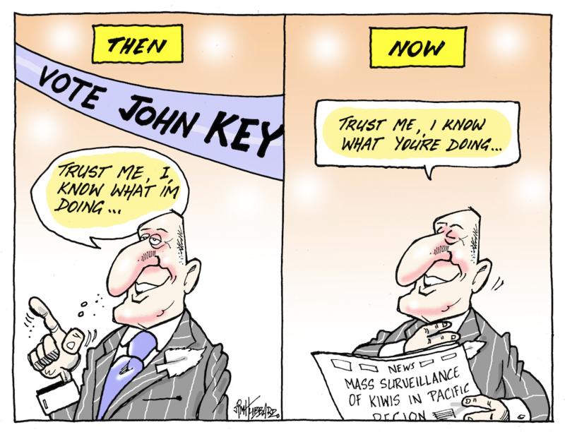Hubbard - 13 March 2015 Key spying
