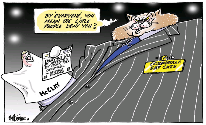 Hubbard - Dominion Post 2 April 2015 tax