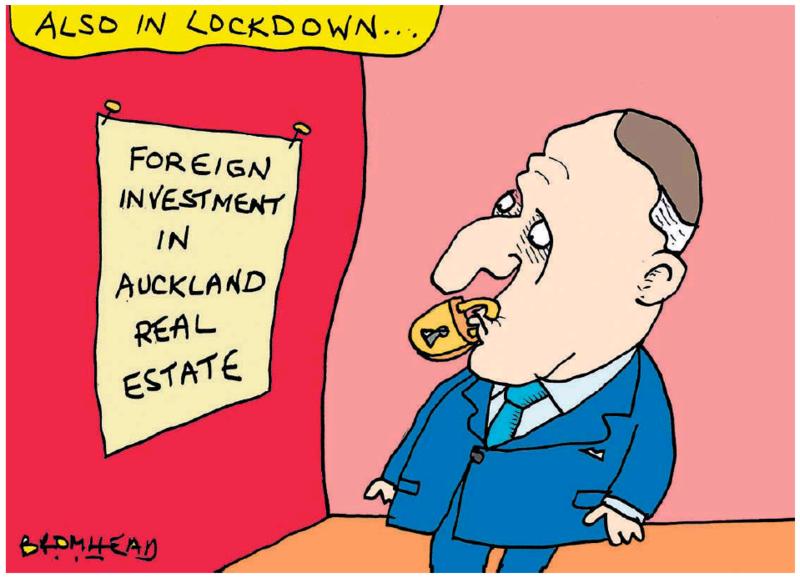 Bromhead - NZ Herald 26 July 2015 housing key prison