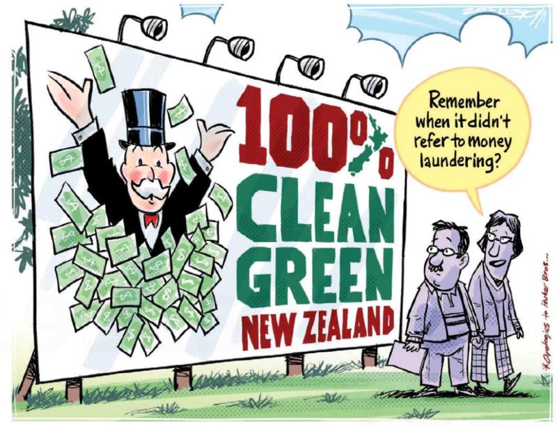 Moreu - Timaru Herald  5 April 2016 tax haven key inequality
