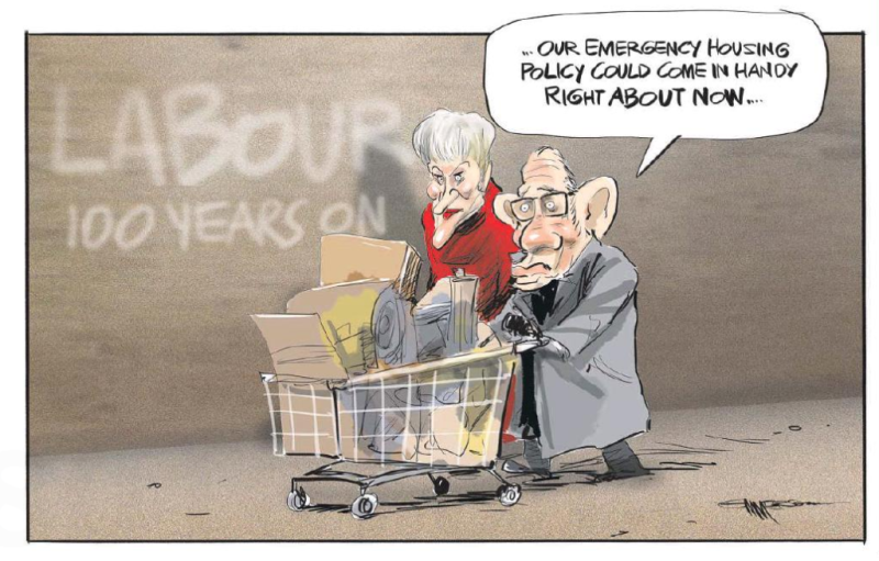 Emmerson - NZ Herald 7 July 2016 Little Labour
