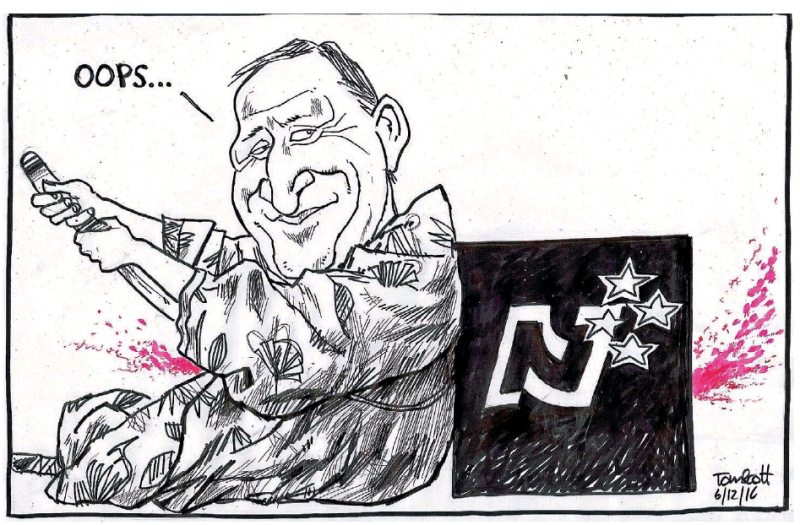 Scott - Dominion Post 6 December 2016 John Key