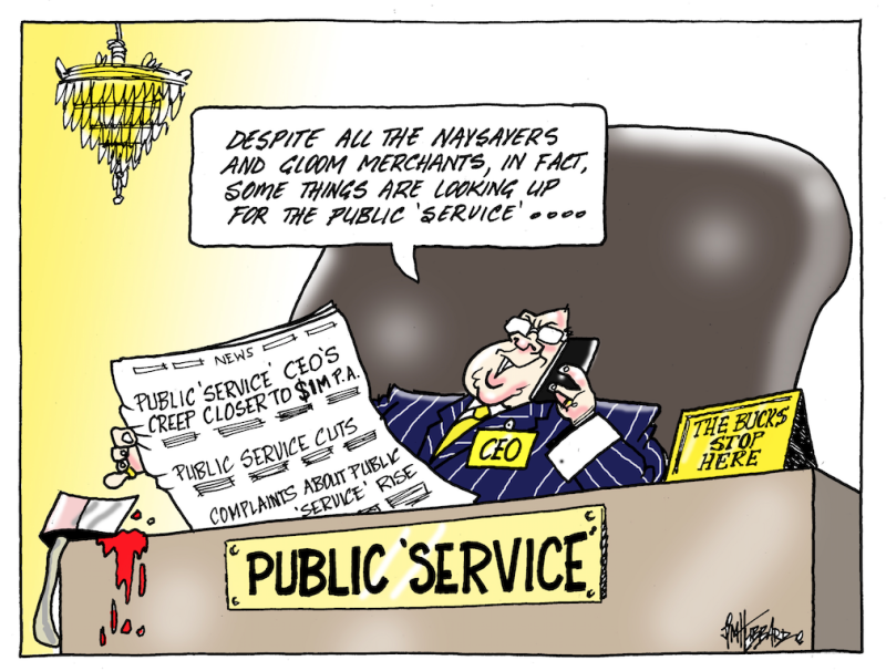 Hubbard - 19 December 2016 inequality public service