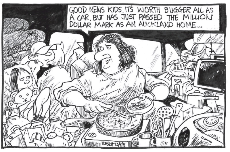 Emmerson - NZ Herald  13 September 2016 poverty housing inequality