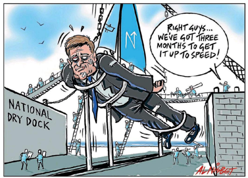 Nisbet - The Press 22 June 2017 Bill English Barclay National