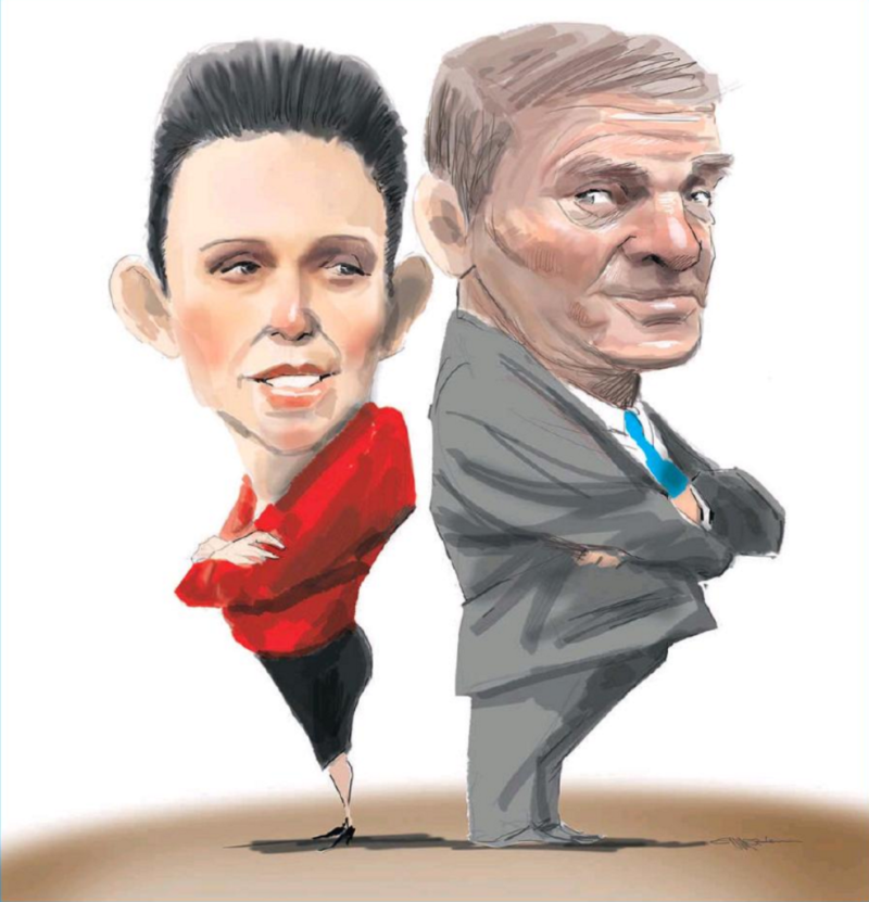 Emmerson - NZ Herald 12 September 2017 Ardern English