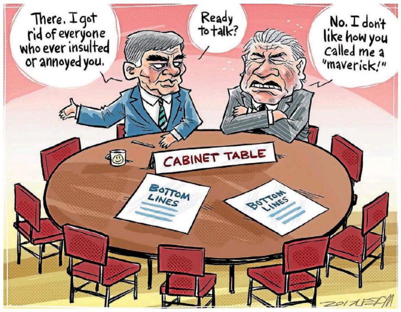 Moreu - Timaru Herald 27 September 27 2017 Winston peters NZ First coalition
