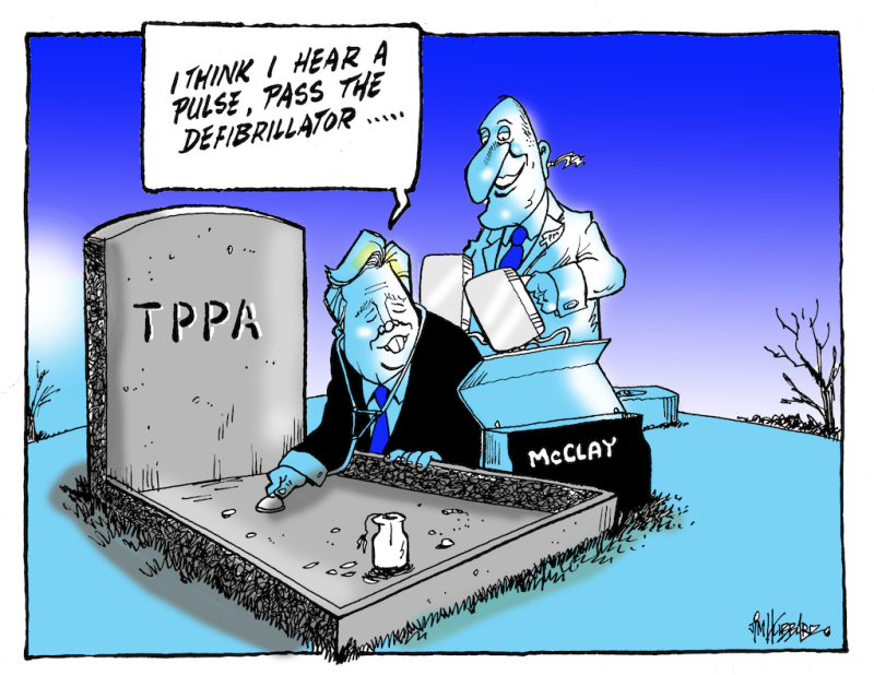 Hubbard - 24 November 2016 TPP trade key