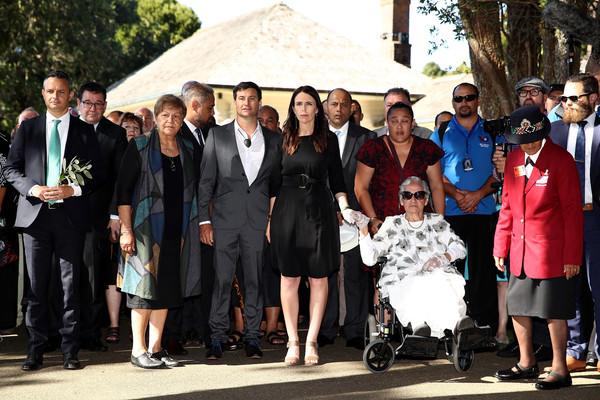 Jacinda Ardern Waitangi