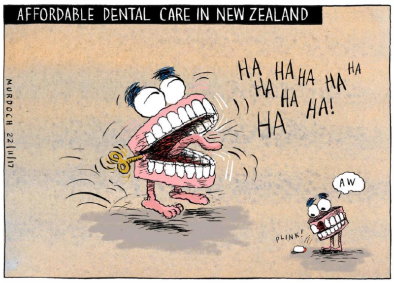 Murdoch - The Press 22 November 2017 health inequality dental care