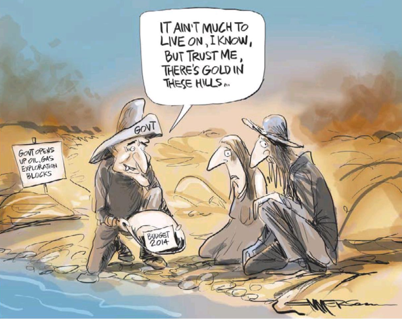 Emmerson - NZ Herald 2014 3 March 2014 mining budget