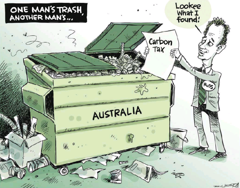 Moreu - Nelson Mail 3 June 2014 Greens carbon tax
