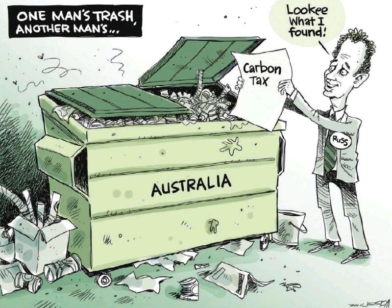 Moreu - Nelson Mail 3 June 2014 Greens carbon tax