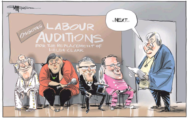 Emmerson - NZ Herald 18 November 2014 Labour leadership