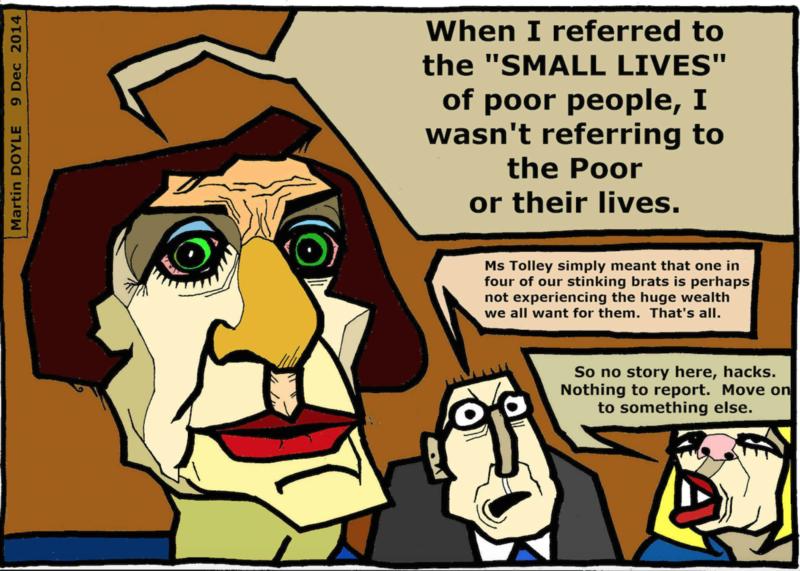 Doyle - 9 December 2014 inequality poverty