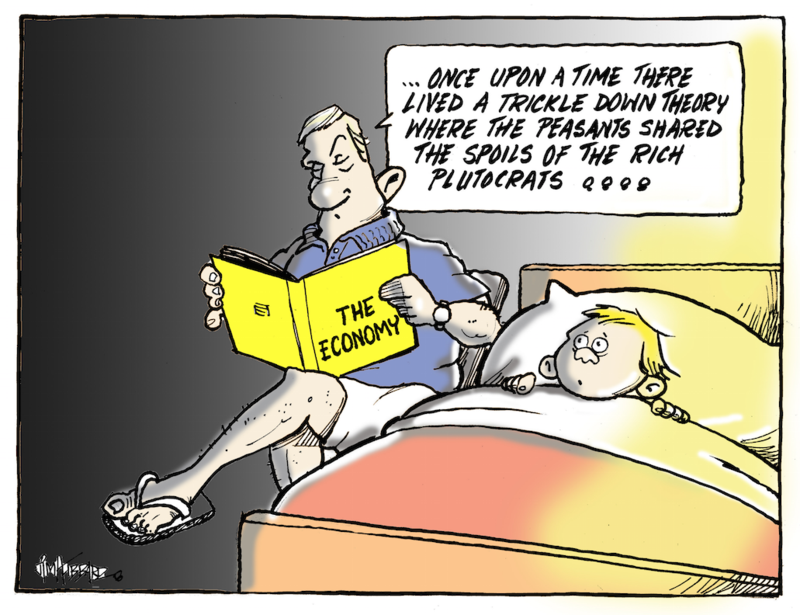 Hubbard - 6 January 2014 inequality economy