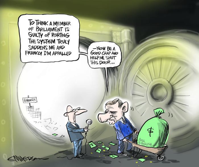 28 MP travel perk NZ political finance parliament expenses scandal - Bryce Edwards liberation blog www.liberation.org.nz