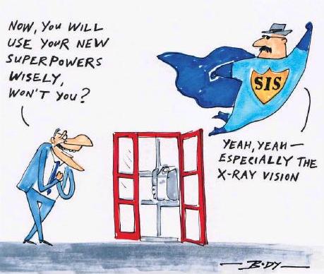 Body - NZ Herald 13 December 2014 sis spying