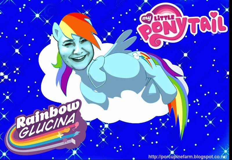 Rainbow-Glucina