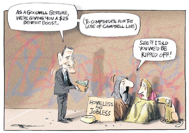 Emmerson - NZ Herald 23 May 2015 budget campbell live National