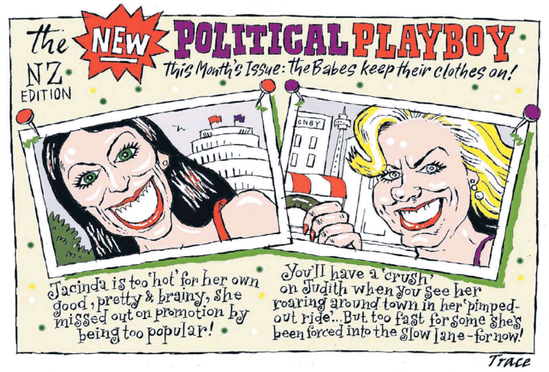 Hodgson - Dominion Post 26 October 2015 Ardern Collins