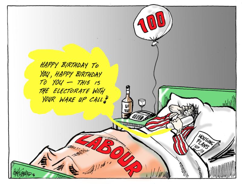 Hubbard - 8 July 2016 Labour
