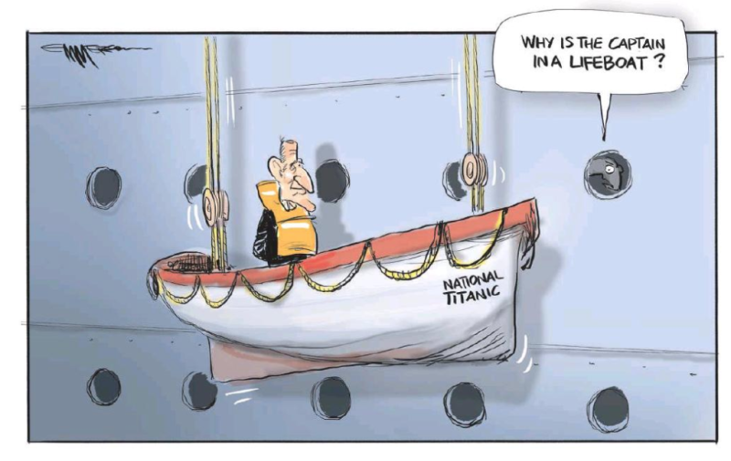Emmerson - NZ Herald 6 December 2016 John Key