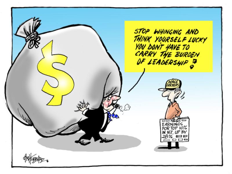 Hubbard - 31 May 2016 inequality CEOs