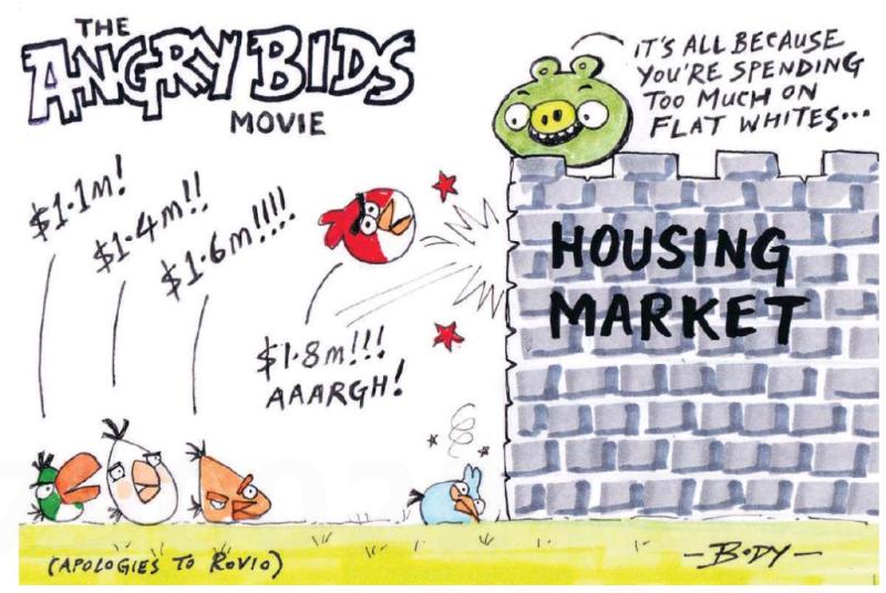 Body - NZ Herald 16 May 2016 housing inequality