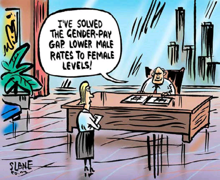 Slane - Listener 9 March 2017 gender inequality
