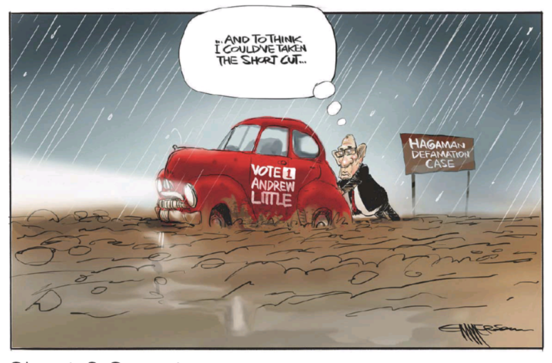 Emmerson - NZ Herald 5 April 2017 Little Labour
