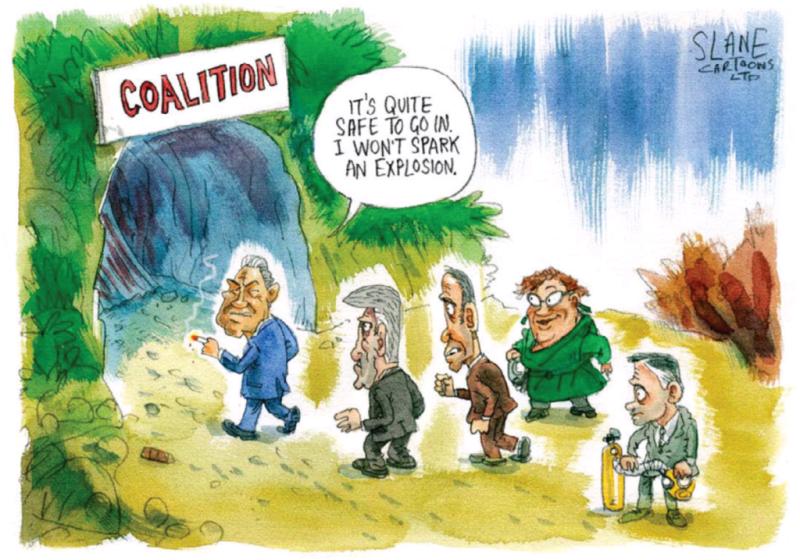 Slane - Listener 5 May 2017 coalition labour greens nzf winston