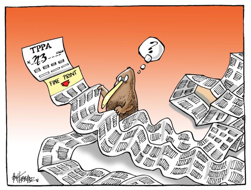Hubbard - 7 October 2015 TPPA