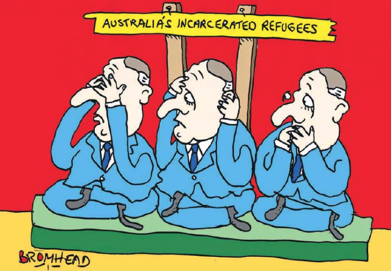 Bromhead - NZ Herald 19 October 2016 Key refugees Australia