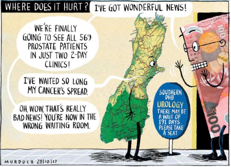 Murdoch - The Press 28 October 2017 health