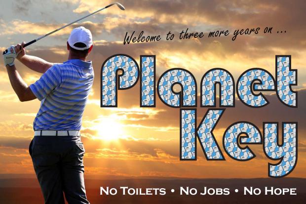 Planet-key